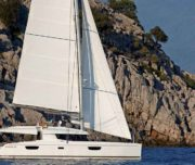 Ipanema 58 Fountaine Pajot