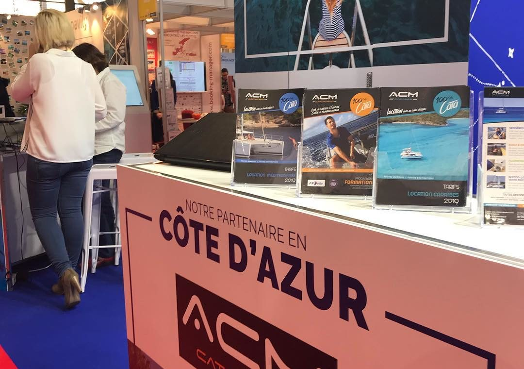 Salon Nautique de Paris 2018